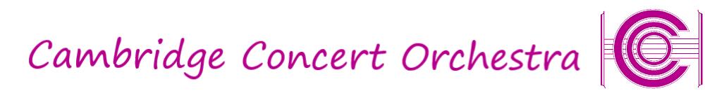 Cambridge Concert Orchestra